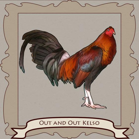 Kelso: The Smartest Fighting Rooster AND the Magic of