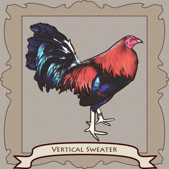 The Fighting Sweater The Toughest Gamefowl Brawler That Made