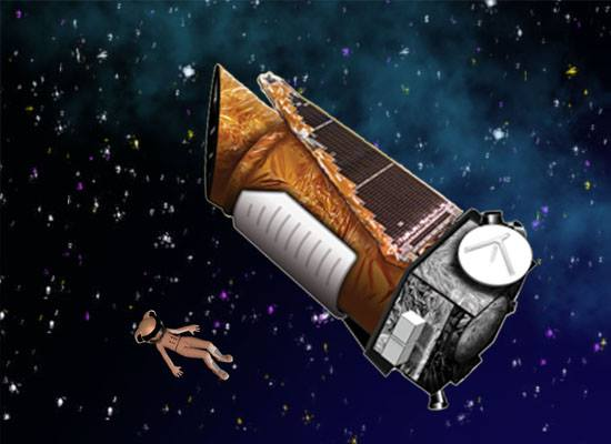 The Kepler Spacecraft: NASA's Amazing Planet Hunting ...