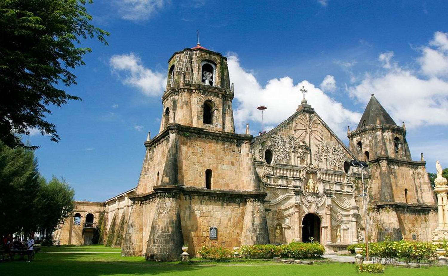 Amazing philippines reach unlimited for Baroque style church