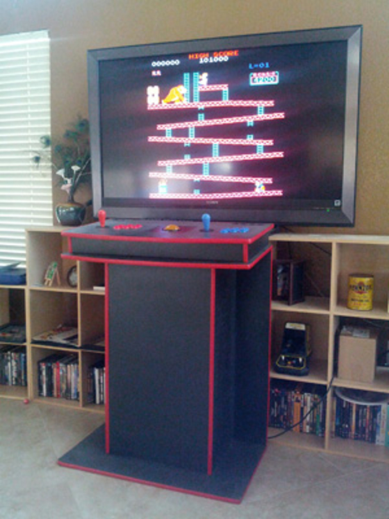 Custom Arcade Cabinets Retro Gamer 187 Reach Unlimited