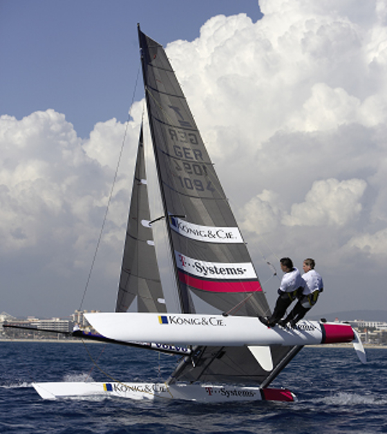 Trimarans and Catamarans: Why Multihulls Are the Fastest