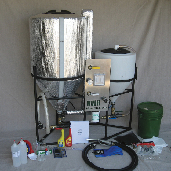 DIY BioDiesel: Off-Grid Solutions For Vehicle Fuel » Reach