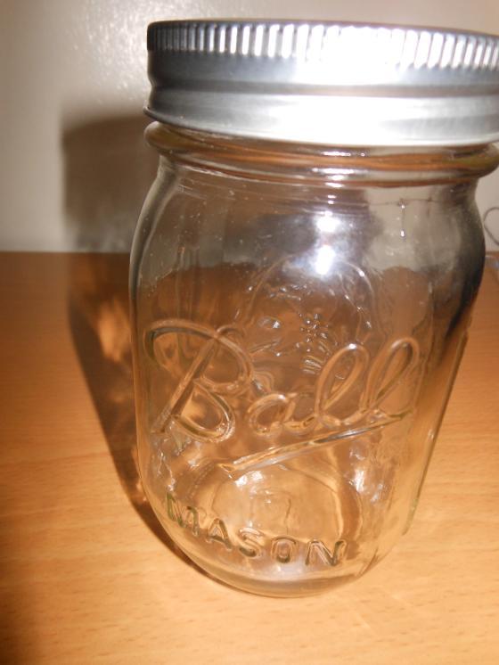 Revival of mason jars the garapon as cinderella designer for Designer glass jars
