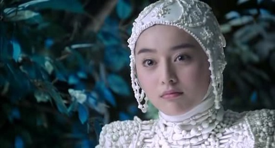 Image Credit Emperor Motion Pictures Fair Use Bing Fan As Alien Princess In A Chinese Tall Story 2005