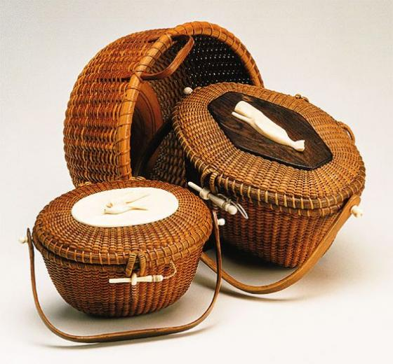 Handicraft Basketry : Basketweaving is a life s ? reach unlimited